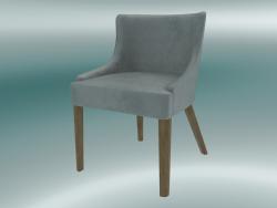 Half Chair Elias (Grigio)