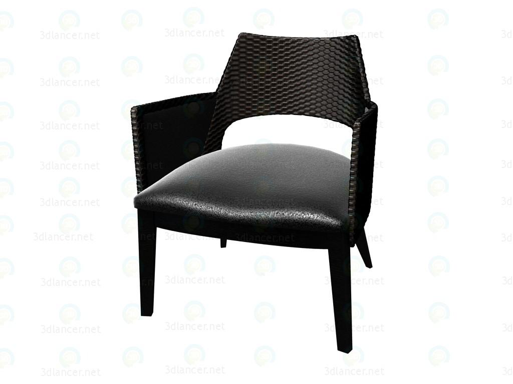 Modelo 3d Jules de cadeira - preview