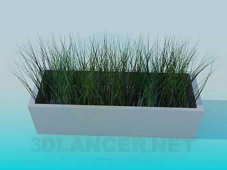 3d моделирование Трава модель скачать бесплатно