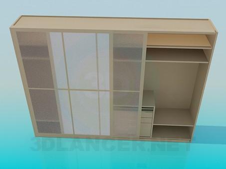 3d model Armario - vista previa