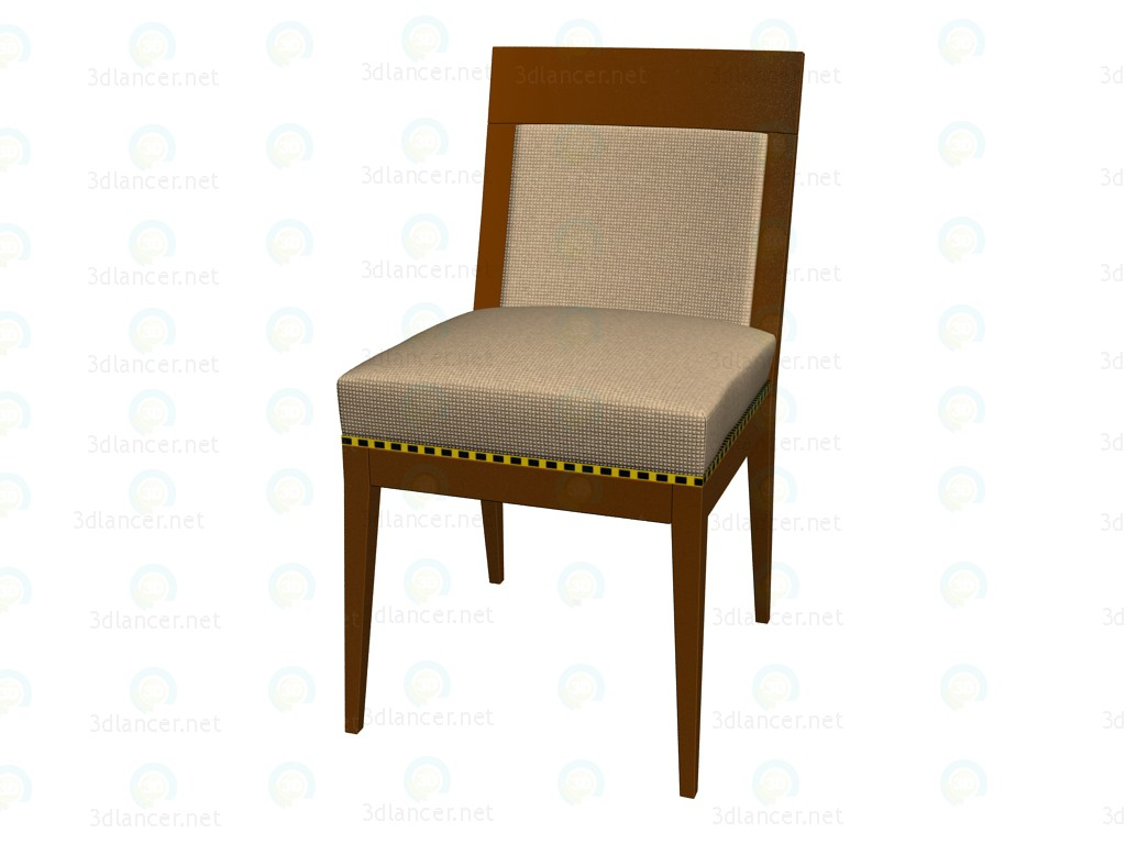 3d model Chair Inlay SSb - preview
