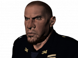 Logan bir polis