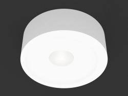 Overhead Led Downlight (DL18440_01 White R Dim)