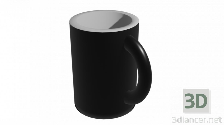 3d Mug model buy - render