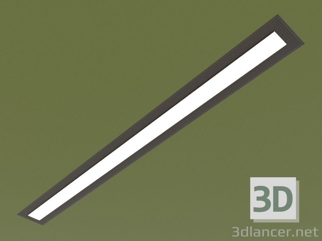 3d model LINEAR V3275 luminaire (750 mm) - preview