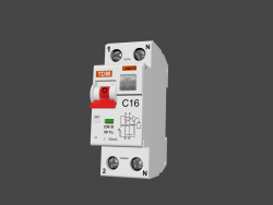 differential circuit breaker