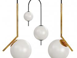 Der Balance Kronleuchter Perlen Waage
