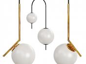 The Balance Chandelier Beads Libra