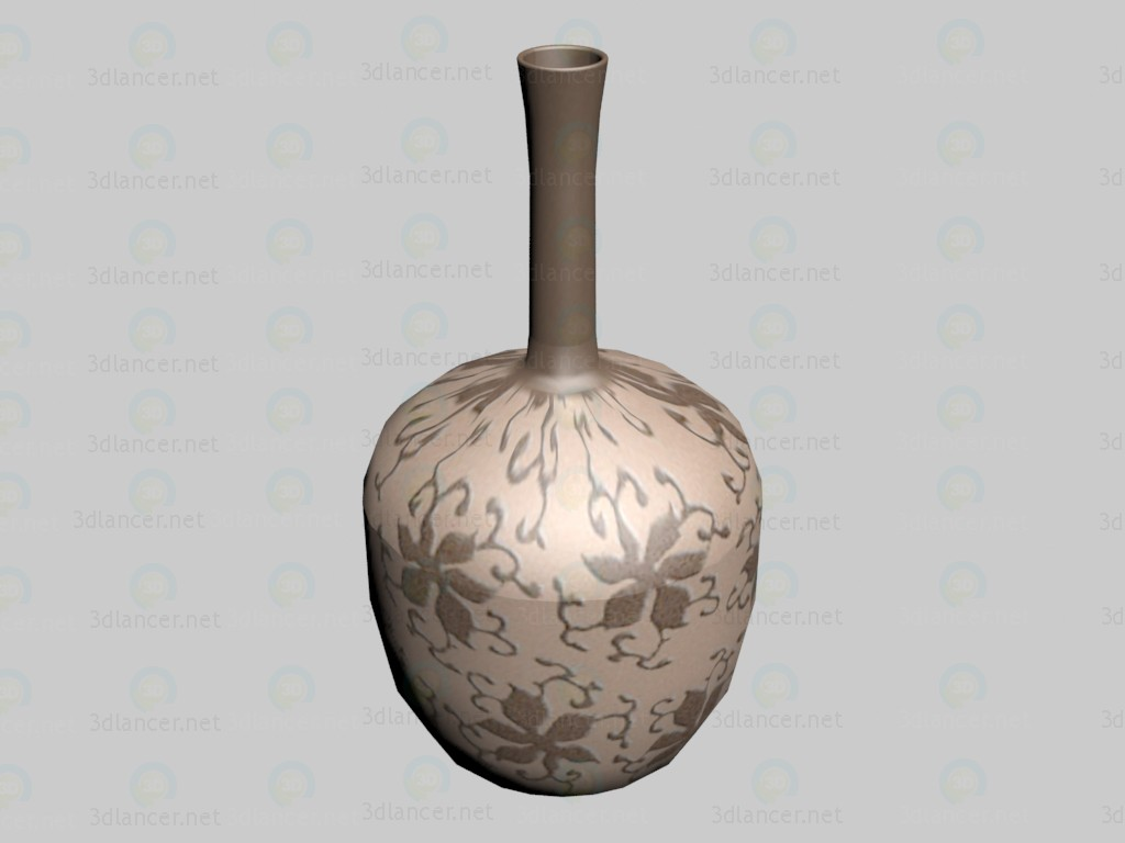 3d modeling Vase Toskania (small) model free download