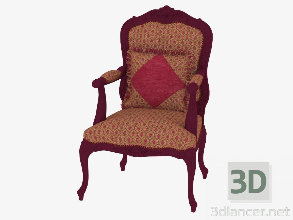 3 डी मॉडल बेला वीटा की अध्यक्षता (13433) - पूर्वावलोकन