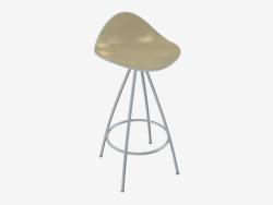 Chaise (pierre blanche h66)