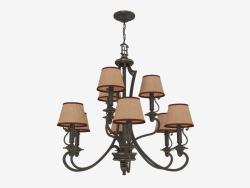 Chandelier (8 lamps)