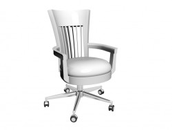 Childs Chair Classic White