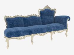 Sofa straight classic (11422)