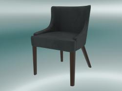 Half Chair Elias (Grigio scuro)
