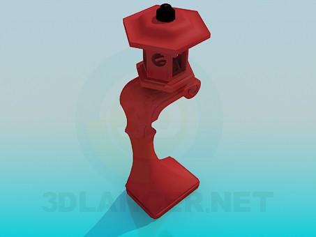 3d model Flashlight - preview