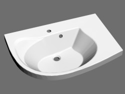 Washbasin for furniture Rosa Comfort R