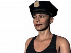 Lydia bir polis