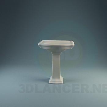 modelo 3D Una colección de fregaderos classic - escuchar