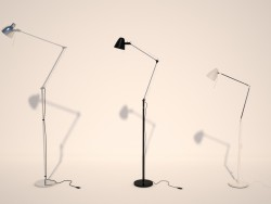Floor lamp, the lamp from IKEA 3 pcs. Antiphons UPBU, Troll