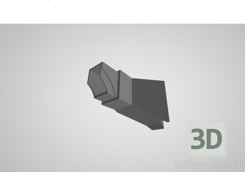 3 डी मॉडल प्रिंटर F430 के लिए वेंटिलेशन - पूर्वावलोकन