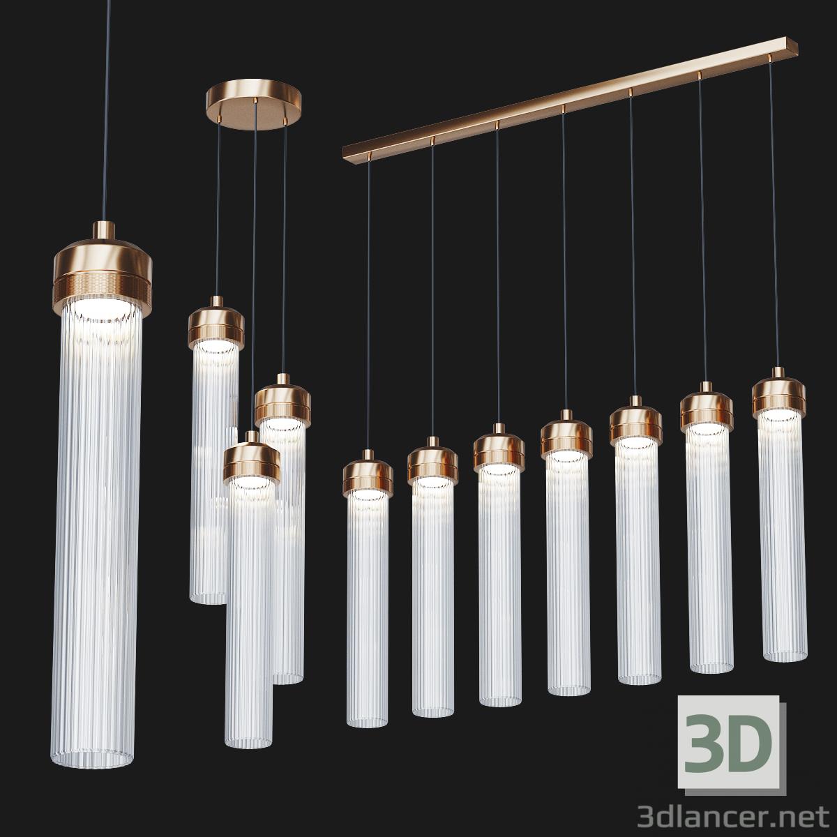 3d Sparkling barrel model buy - render