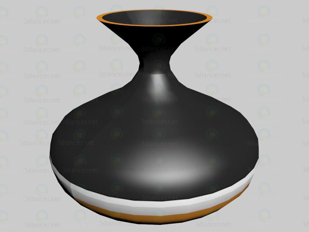 descarga gratuita de 3D modelado modelo Florero de Vincent (064-1)
