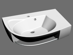 Rosa Comfort Plus R washbasin