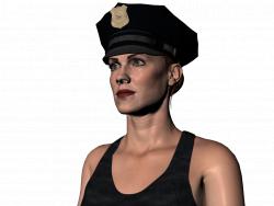 Maria bir polis
