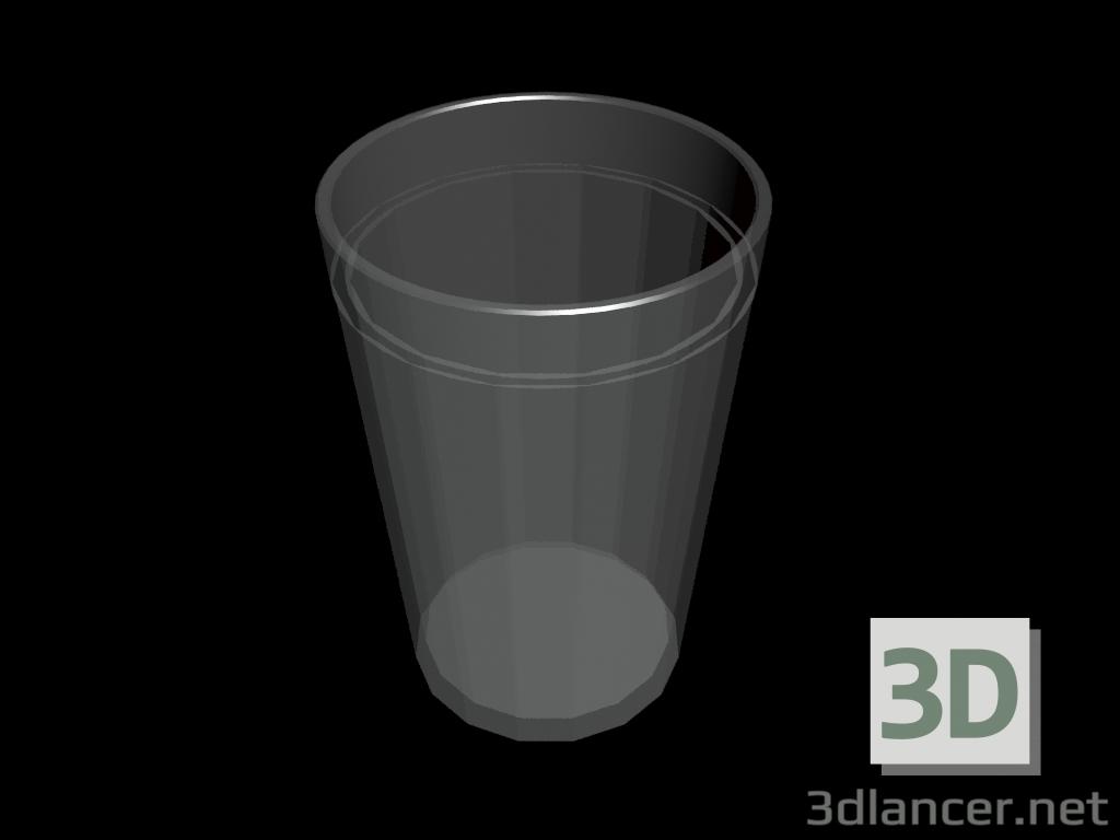 3d model Cut glass - preview