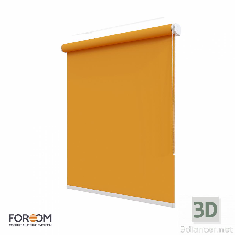 3d model Roller blinds ROLL - preview