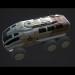 3d Planetary Rover ANT-01 Stellar Industries corp model buy - render