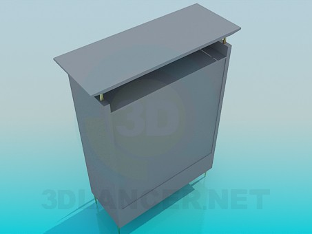 3d model Stand equipment - preview