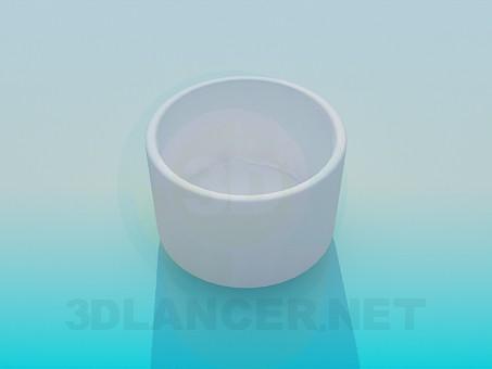 3d модель Чаша – превью