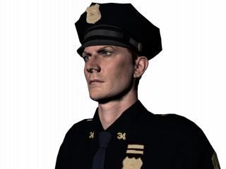 ऑस्कर एक पुलिस