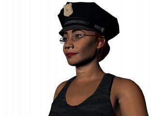 सारा एक पुलिस वाला