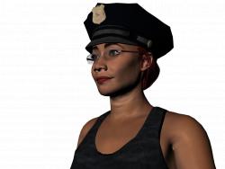 Sarah bir polis