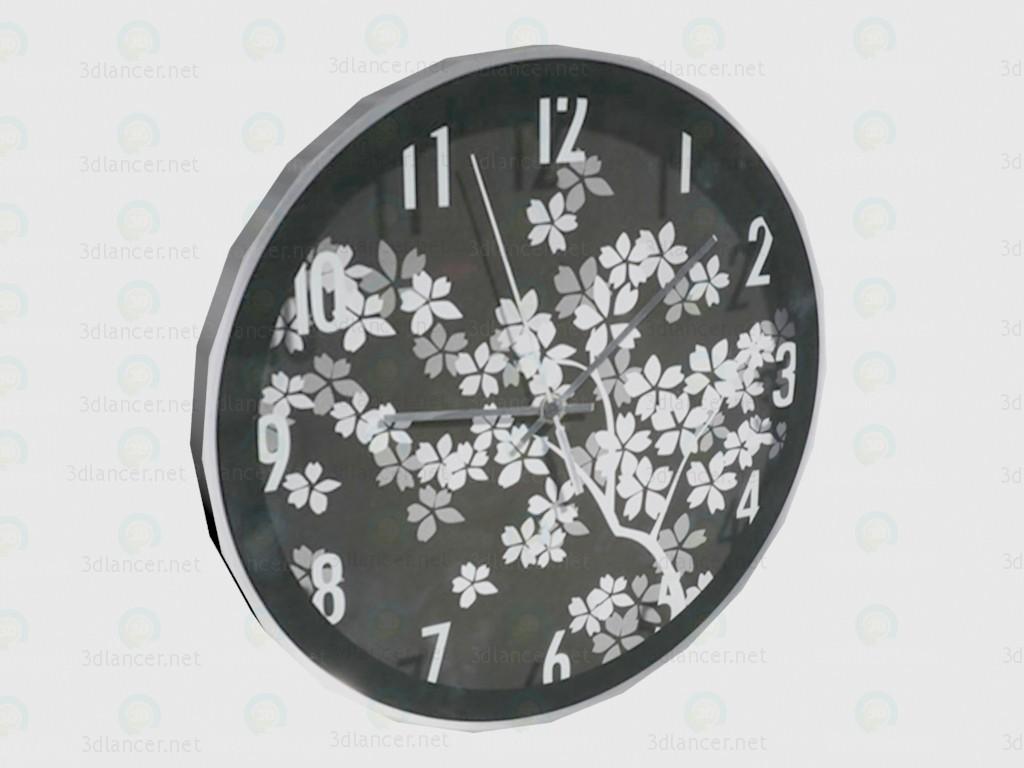 3d модель Часы Dream – превью