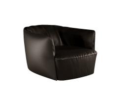 चमड़े की कुर्सी