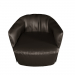 3d Leather chair model buy - render