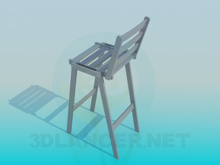 3d model Chair - preview
