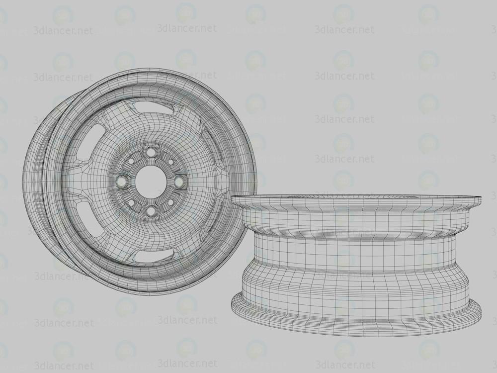 3d Диск для авто модель купити - зображення