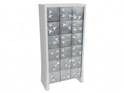 Shoe rack Papillon
