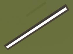 Luminaire LINÉAIRE V3572 (750 mm)