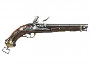 Old gun (pistol)