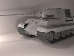 PanzerKamVI बाघ द्वितीय