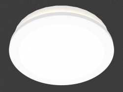 Built-in LED panel (DL18453_3000-White R)