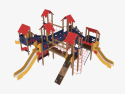 बच्चों का खेल परिसर (3601)
