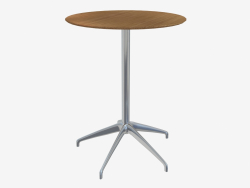 Table basse (chêne 60x73)