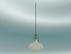 लटकन दीपक कोपेनहेगन (SC6, H20cm H 25cm, ओपल ग्लास)
